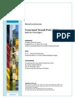 Franz Josef Strauss-Preis 2011-Gorbatschow