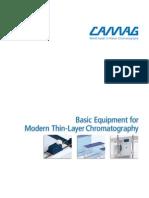 Catálogo CAMAG
