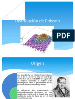 Presentación Distribución de Poisson 14042014