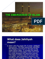 Emergence of Islam