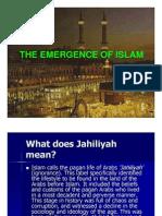 Emergence of Islam