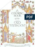 Bellerophon Coloring Book of the Old Testament