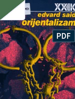 Edvard Said Orijentalizam