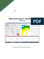AquaFlow 3 2 Users Manual Spanish