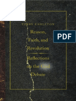 Terry Eagleton Reason Faith and Revolution