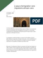 Maroc immigra