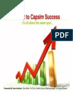 Capstone Simulation Final Evaluation Presentation