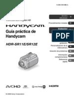 Manual-VideoCámara-HDR-SR12E