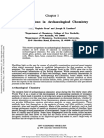 New Directions in Archaeological Chemistry