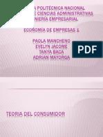 teriadelconsumidorexposicion-130418221932-phpapp01