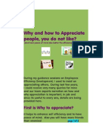 Why and How to Appreciate People You Do Not Like