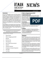 GTS Newsletter 1st Quarter 2006