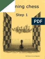Apprendre les échecs-étape 1
