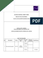 Anexo 04 - Formatos de Control de Calidad