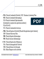 Support Cours Pca Pra Pci Psi
