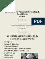 corporatesocialresponsibilitystrategysocialmedia-csrdb-130811171414-phpapp02