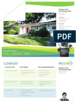 Recurve Home Energy Audit Report