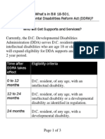 DDRA.introduced Fact Sheet - Who Gets Services Oct 09 - LARGE PRINT