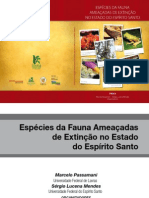 Especies Ameacadas Da Fauna Do ES