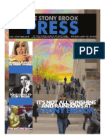 The Stony Brook Press - Volume 30, Issue 8