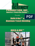 Efficiency Build-A-Box and Alum Shielding