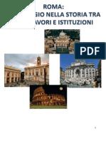 Progetto preparazione del viaggio didattico a Roma.