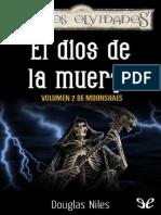 El dios de la muerte - Douglas Niles.pdf