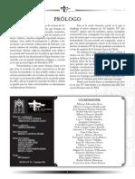 Revista El Sudario 2014