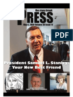 The Stony Brook Press - Volume 30, Issue 14