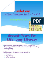 Fundations Power Point 4-14-14