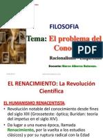 Gnoseologa y Epist.