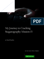 My Journey to Cracking Steganography Mission 15