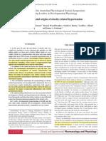 Developmental Origins of Hypertension
