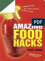Excerpt from Amazing Food Hacks
