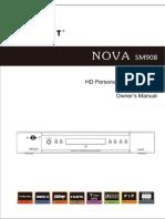 SM908 Manual