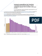 Evolution of Government Expenditure by Function_100414
