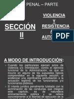 2.- VIOLENCIA Y RESISTENCIA A LA AUTORIDAD 29-04-2012 - I PARTE.ppt