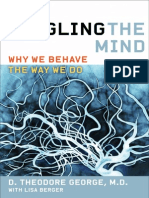 Untangling the Mind by D. Theodore George, M.D. (Excerpt)