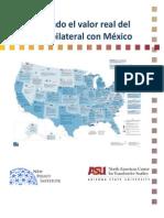 2.1.12 Reconociendo El Valor Real Del Comercio Bilateral Con Mexico
