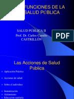 1.FUNCIONES DE LA SALUD PÚBLICA