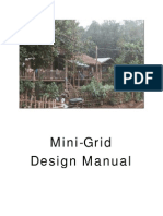 82150672 Mini Grid Design Manual Partie1