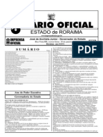 LEI 948-09JAN2014 - PCCR Governo Do Estado de Roraima