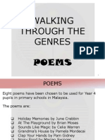 Kssr Year Four Poems