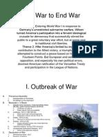 30 The War to End War