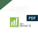 Manual Minitab 16