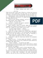 MISSÃO I - HOJE COMEÇAREI UMA NOVA VIDA PDF