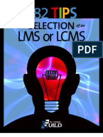 382 Tips on the Selection of an Lms