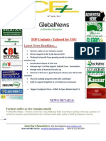 14th April-2014 Daily Global Rice E-Newsletter by Riceplus Magazine