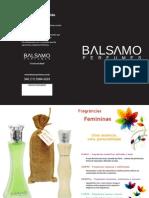 Catalogo Balsamo Perfumes