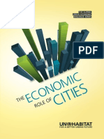 The Economic Role of Cities